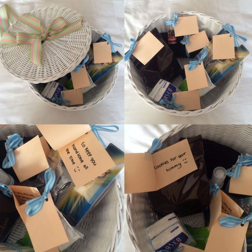 a special package for a special one!